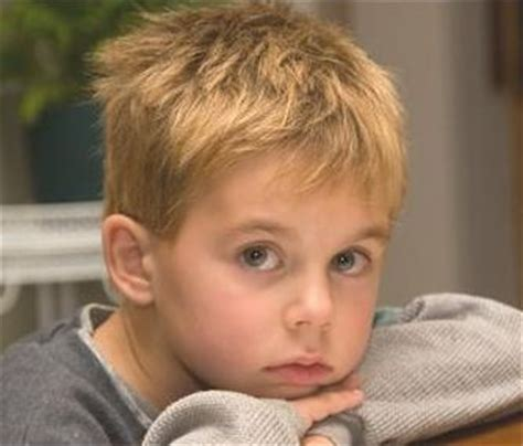 little seven year old hair cut cute little boy haircuts blonde kenzie http