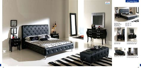 contemporary black bedroom furniture black modern bedroom set decobizz com