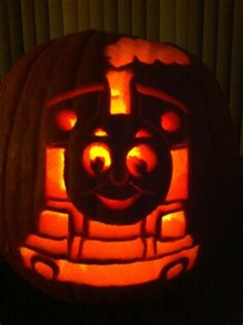 thomas the train trains and pumpkins on pinterest