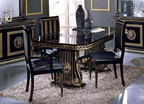 Black Dining Room Set   Marceladick.com