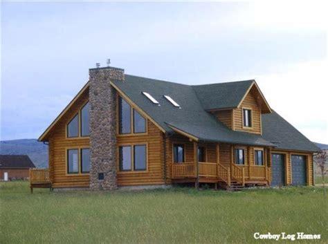 swedish cope log home ennis montana cowboy log homes