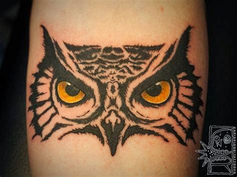 simple owl tattoo owl tattoos
