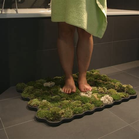 bathtub spa mat living moss bath mat by nguyen la chanh homeli