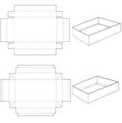 template for box with lid box templates corrugated and folding box