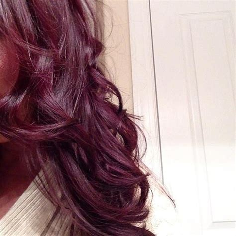 burgundy plum hair color burgundy plum hair hair plum color