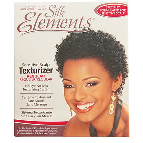 Types Of Texturizers For Black Hair by Texturizer Vs Relaxer Hairstyles