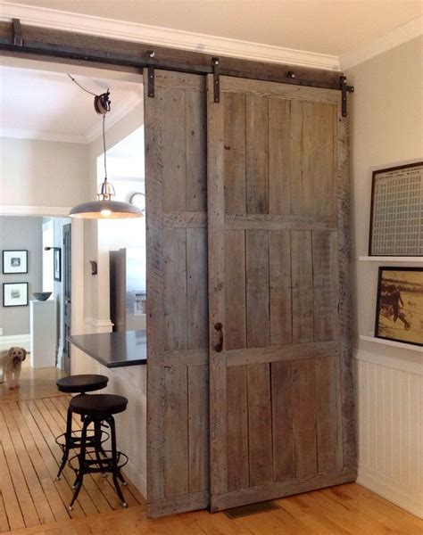 Barn Door Pulleys Barn Doors And Pulley Light For The Home