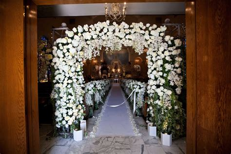 Flower Decor For Weddings by Wedding Ceremony Ideas 13 D 233 Cor Ideas For A Church