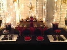 theme music in hollywood nate s hollywood theme party dessert candy buffet