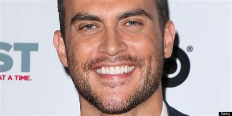 cheyenne jackson talks divorce new tattoo cory monteith