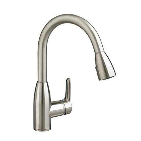 best pull kitchen faucet reviews