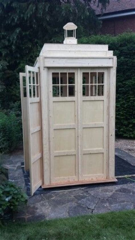 Tardis Garden Shed by 17 Best Images About Tardis Sheds On Gardens