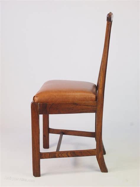 antique side chairs antique georgian elm side chair or desk chair antiques atlas