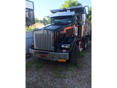 new t800 kenworth for sale kenworth t800 in new york for sale used trucks on