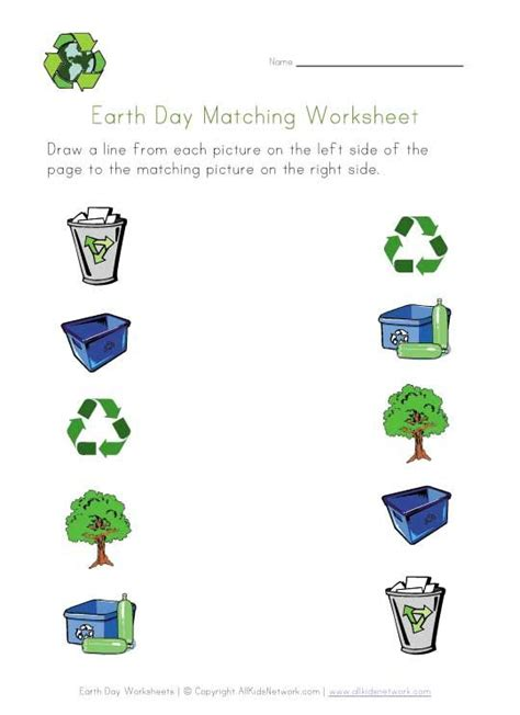 Worksheet On Earth by Earth Day Worksheets Printable Re Pinned By
