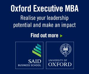 Oxford Executive Mba by July 23 2015 Ideas That Work