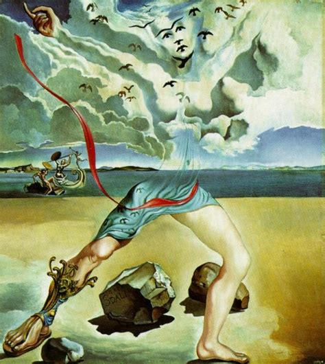 3 Paintings By Salvador Dali dali salvador arts before 1945 the list