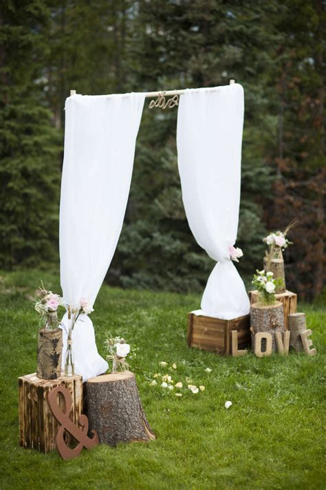 Rustic Garden Wedding Ideas Say I Do To These Fab 51 Rustic Wedding Decorations