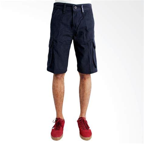 Model Baru Celana Pendek Kasual Pria Twill Stretch Abu Tua Cln 1127 P jual oliveinch cargo casual hike celana pendek pria