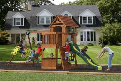 backyard swing set ideas backyard ideas for and pets to play in way