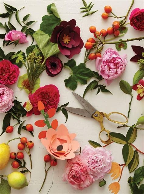 rifle paper flower tutorial 211 best paper flowers images on pinterest paper flowers