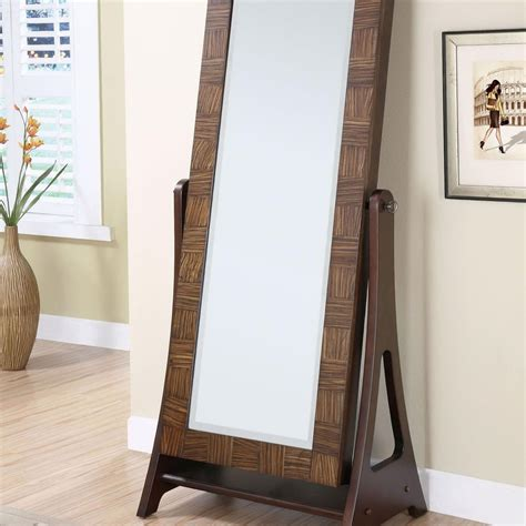 20 Inspirations Cream Standing Mirror | Mirror Ideas Jewelry Armoire With Mirror