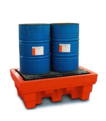 vasca di plastica vasca plastica 2 fusti clas srl safety culture