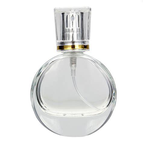 1pc empty refillable perfume spray bottle glass fragrance