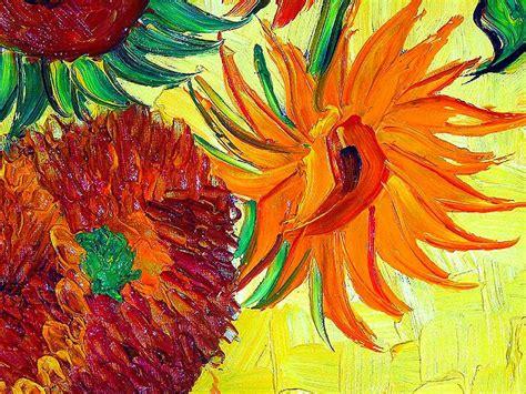Van Gogh Flowers In Vase Van Gogh Fine Art Wallpaper 692272 Fanpop