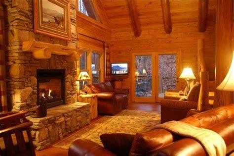 living room tub deluxe log home mtn view tub hdtv 2 vrbo