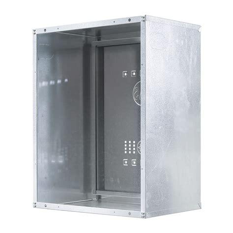 cassette contatori gas 065 cassetta per contatore gas zincata