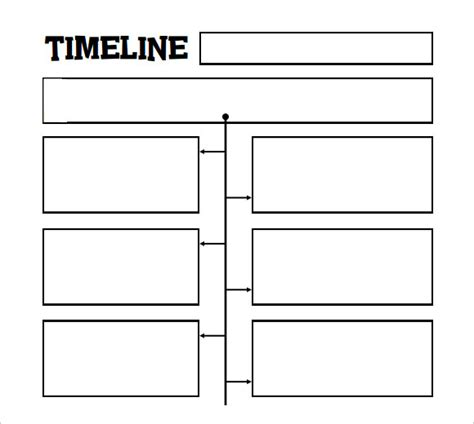 timeline template for pages 9 timeline templates for sles exles format