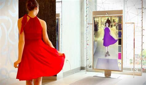 imagenes virtuales en los espejos redes sociales probadores virtuales los nuevos espejos