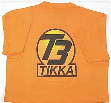 Tshirt Tikka By Sako tikka t3 t shirt