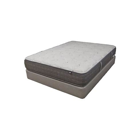 Two Mattresses - monterrey plush two sided mattress king