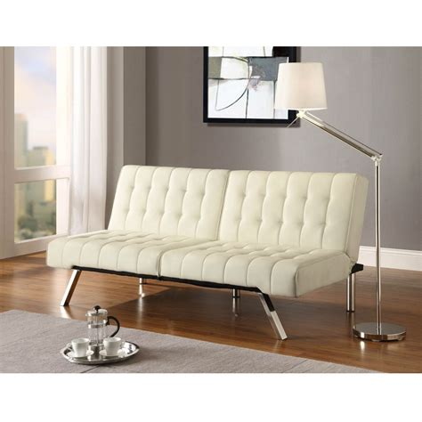 futon style sofa furniture home sleeper sofa sectional modern leather