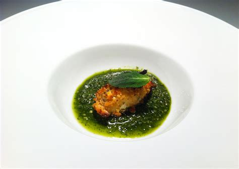 ricette alta cucina ricetta rana pescatrice con mandorle e menta