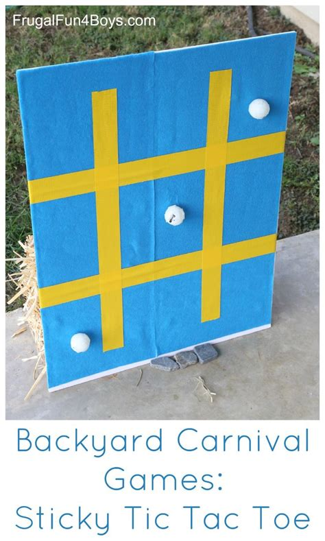 backyard carnival games for kids 1198 best frugal fun for boys and girls images on pinterest frugal lego building