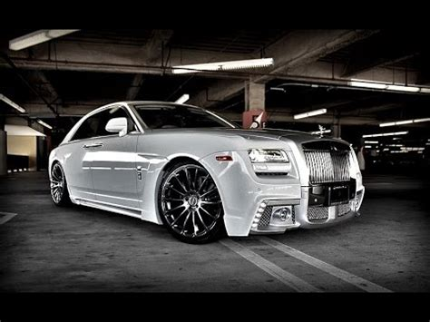 roll royce phantom custom rolls royce ghost tuning super avto tuning