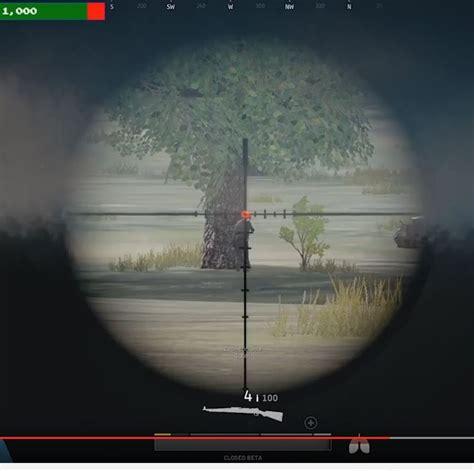 pubg 8x scope markings devs help us to understand 8x scope please general help