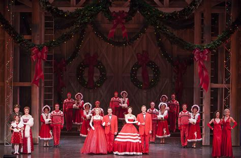 irving berlin s white christmas at buell theater