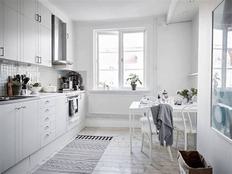 cr馘ence cuisine blanche beautiful faience cuisine brique blanche photos
