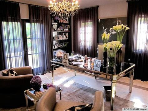 Kardashian Home Interior by Khlo 233 Kardashian S House Is Just As Glamorous As She Is