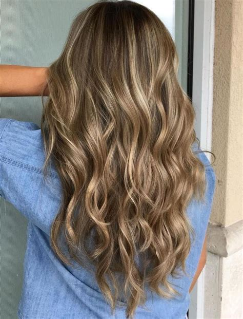 long brown hairstyles with parshall highlight how to go 50 blonde hair color ideas for the current season