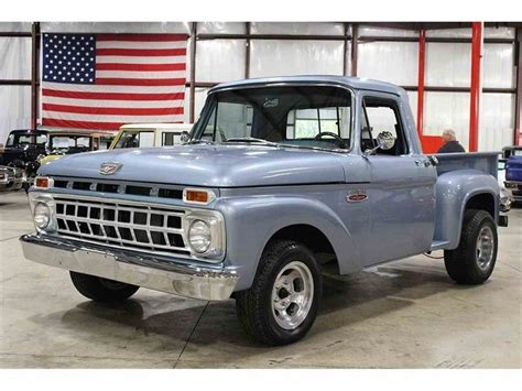1965 Ford F100 by 1965 Ford F100 For Sale Classiccars Cc 1036152