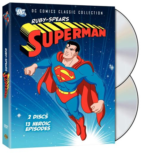 ruby s new year books ruby superman coming to dvd on 9 29