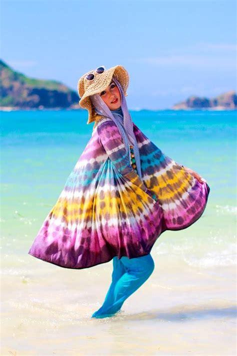 Baju Cocok Untuk Ke Pantai traveling ke pantai ini tips busana untuk hijabers oleh ade ayu fitri atmaja kompasiana