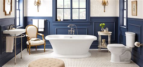 Bathroom Tub And Shower Ideas toilettes de luxe dxv baignoires profondes lavabos