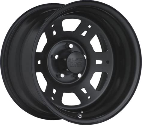 Steel Jeep Wheels 17 Black Steel Wheels Jeep