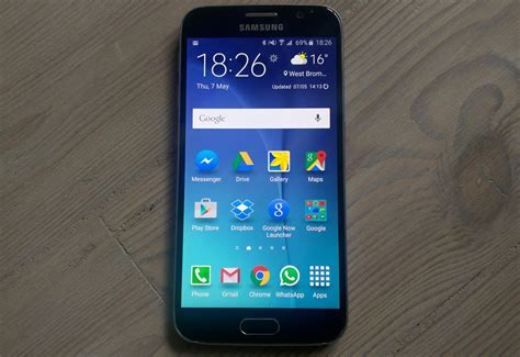Samsung S6 Review samsung galaxy s6 review term a brilliant phone a bad sequel